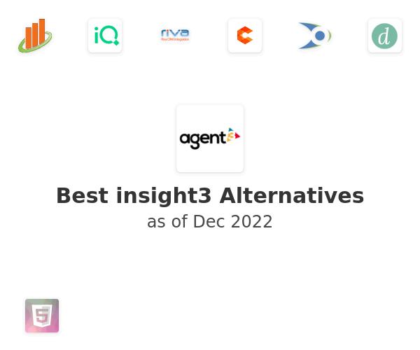 Best insight3 Alternatives