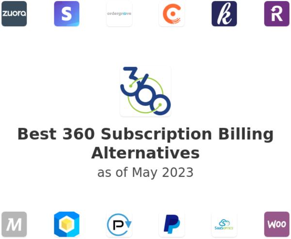 Best 360 Subscription Billing Alternatives
