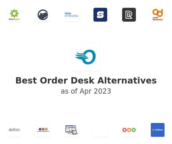Best Order Desk Alternatives