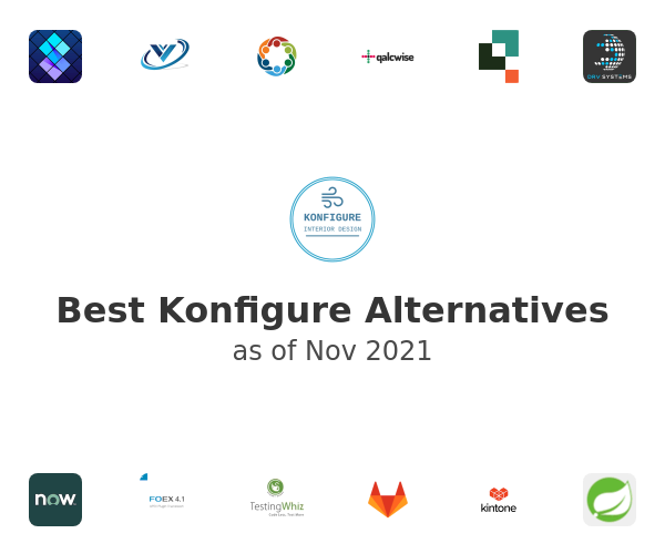 Best Konfigure Alternatives