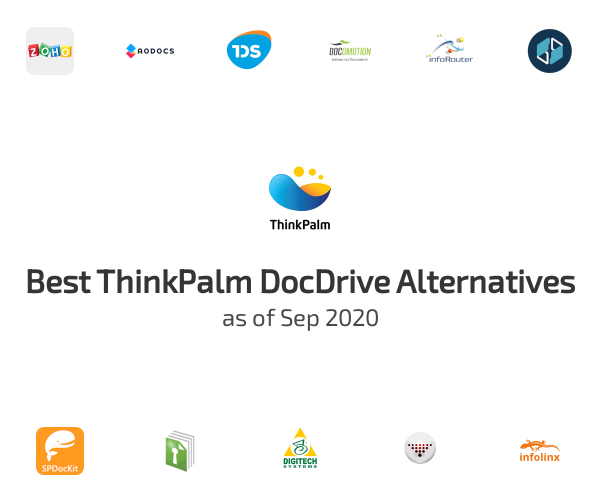 Best ThinkPalm DocDrive Alternatives