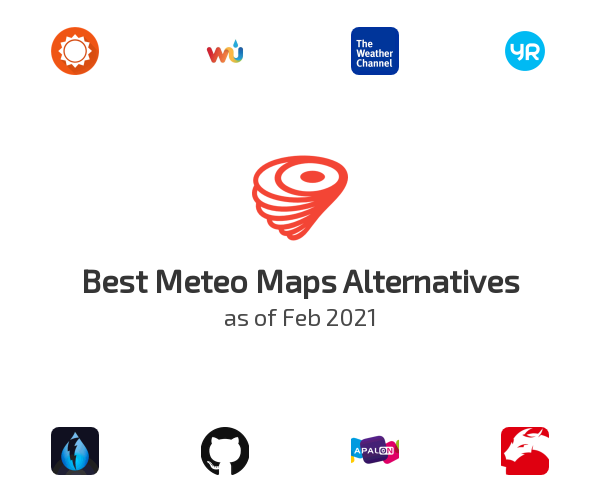 Best Meteo Maps Alternatives