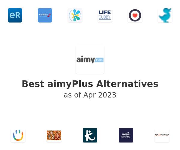 Best aimyPlus Alternatives