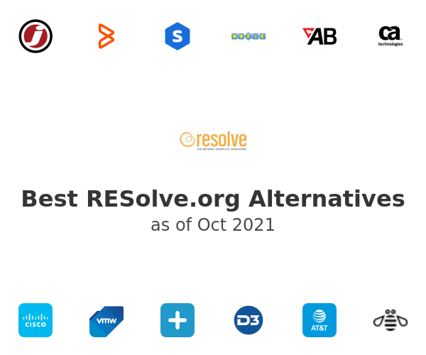 Best RESolve Alternatives