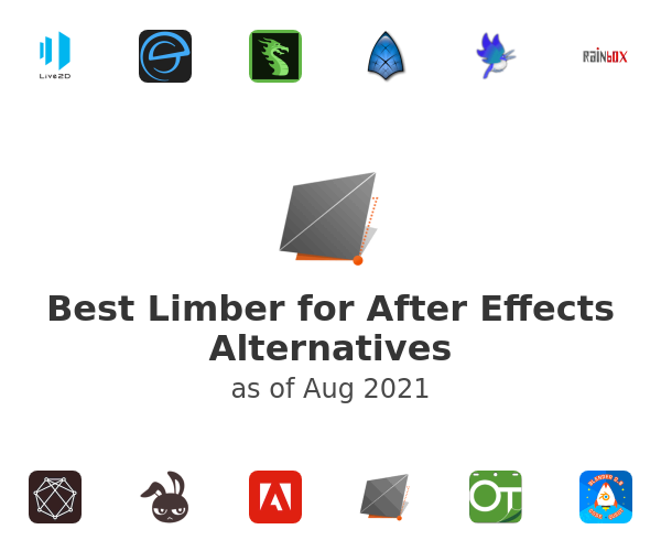 Best Limber for After Effects Alternatives