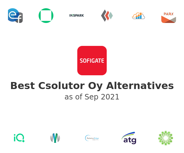 Best Csolutor Oy Alternatives