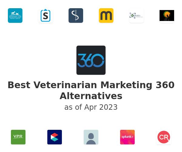 Best Veterinarian Marketing 360 Alternatives