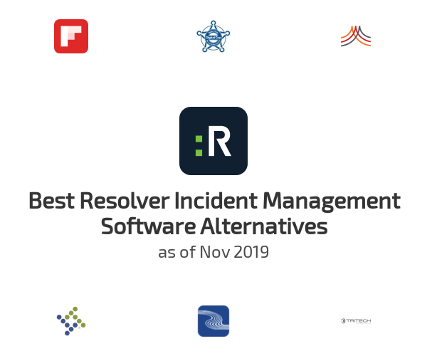 Best Resolver Incident Management Software Alternatives