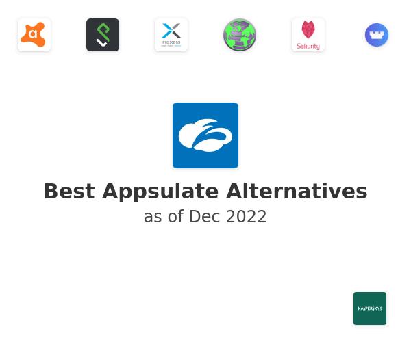 Best Appsulate Alternatives