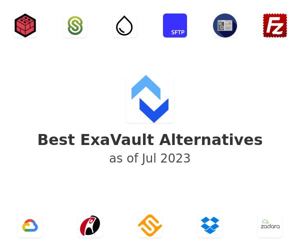 Best ExaVault Alternatives