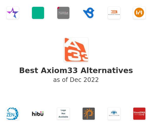 Best Axiom33 Alternatives