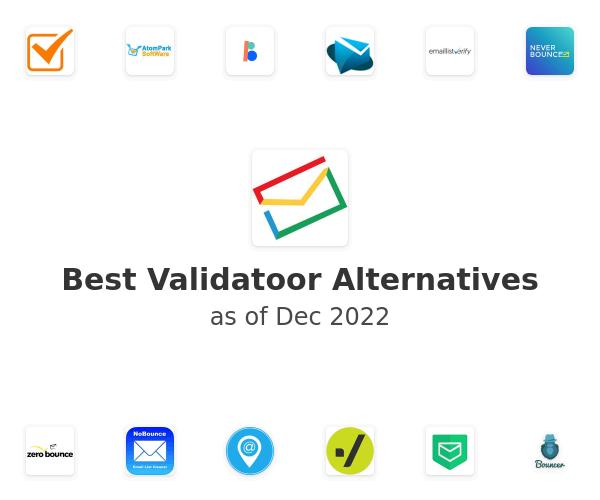 Best Validatoor Alternatives