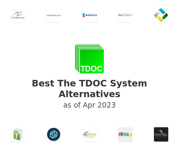 Best The TDOC System Alternatives