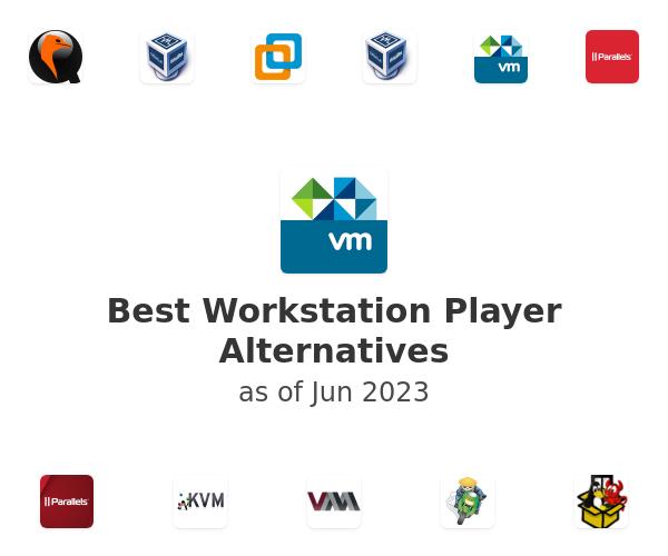 Best Workstation Player Alternatives