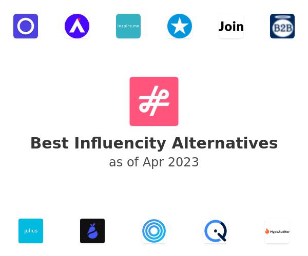 Best Influencity Alternatives