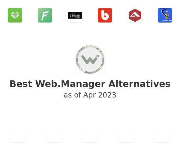 Best Web.Manager Alternatives