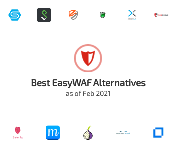 Best EasyWAF Alternatives