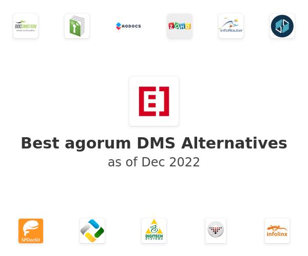Best agorum DMS Alternatives