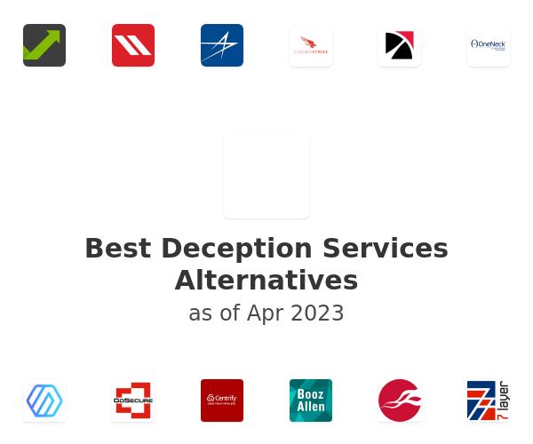 Best Deception Services Alternatives