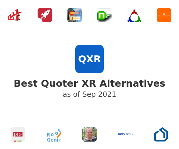 Best Quoter XR Alternatives