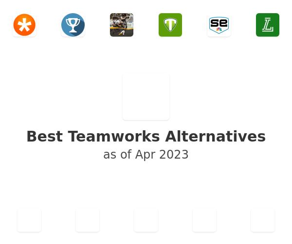 Best Teamworks Alternatives