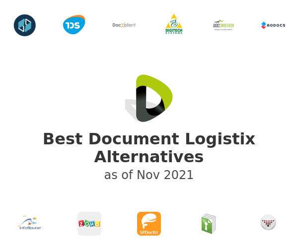 Best Document Logistix Alternatives