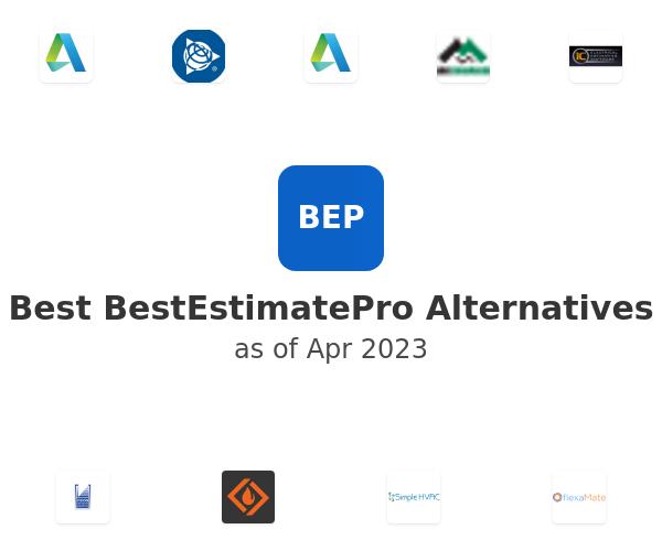 Best BestEstimatePro Alternatives