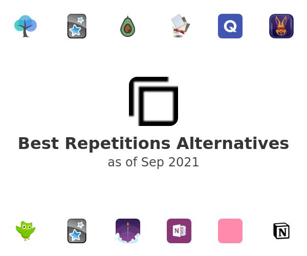 Best Repetitions Alternatives