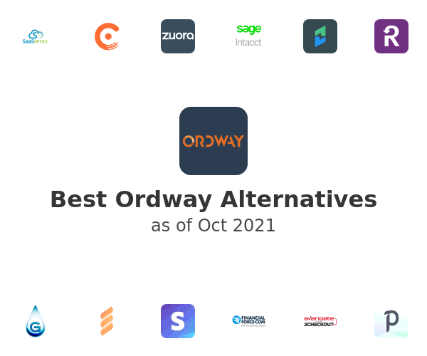 Best Ordway Alternatives