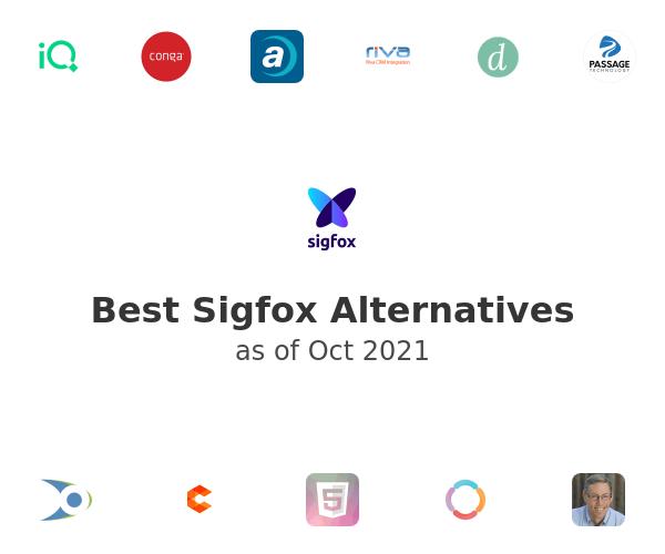 Best Sigfox Alternatives