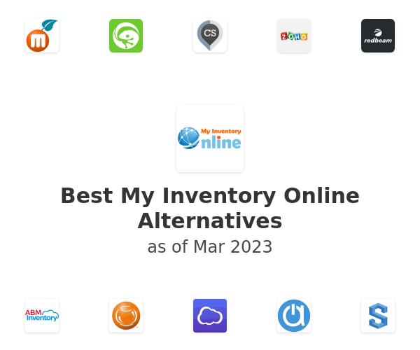 Best My Inventory Online Alternatives
