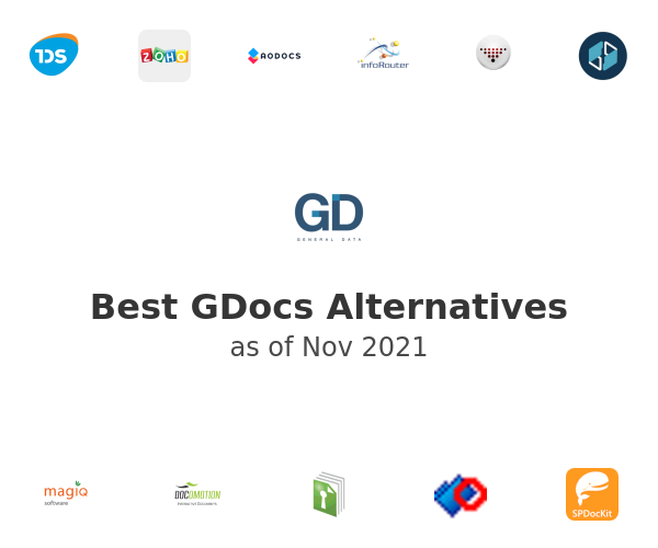 Best GDocs Alternatives
