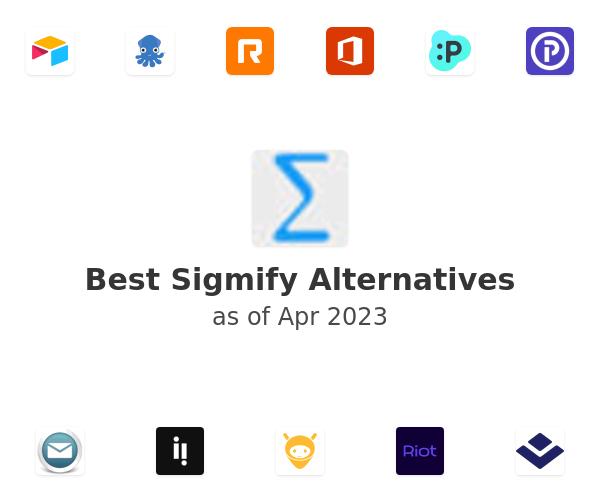 Best Sigmify Alternatives
