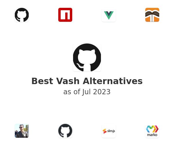 Best Vash Alternatives