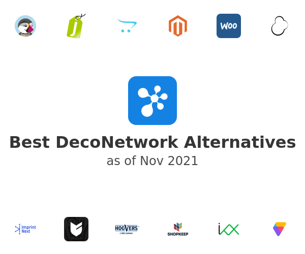 Best DecoNetwork Alternatives