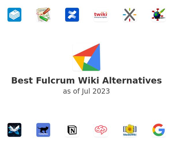 Best Fulcrum Wiki Alternatives