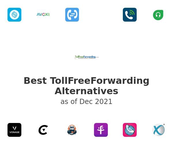 Best TollFreeForwarding Alternatives