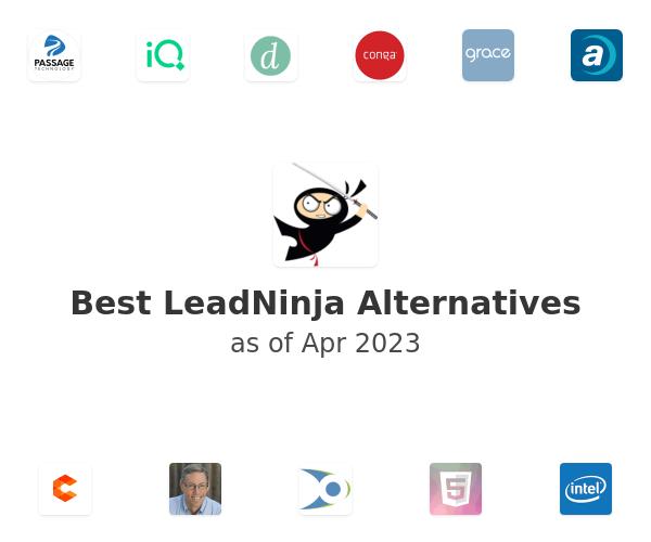 Best LeadNinja Alternatives