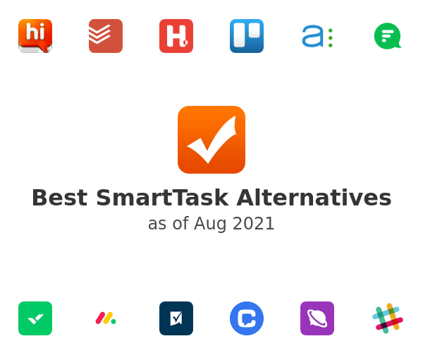 Best SmartTask Alternatives