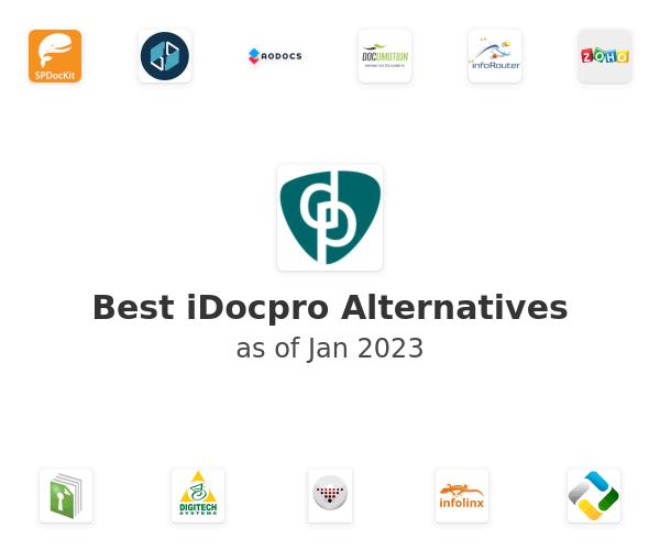 Best iDocpro Alternatives