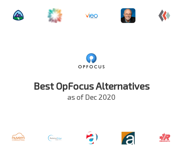 Best OpFocus Alternatives