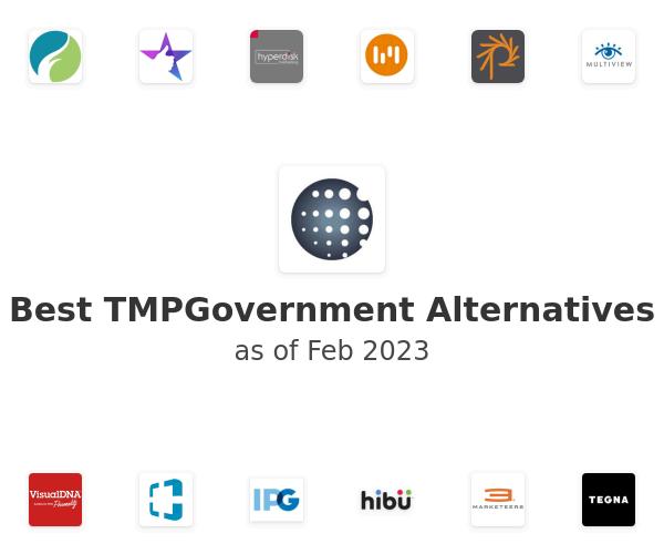Best TMPGovernment Alternatives