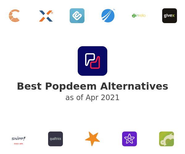 Best Popdeem Alternatives
