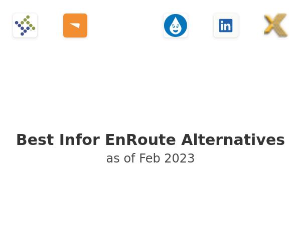 Best Infor EnRoute Alternatives
