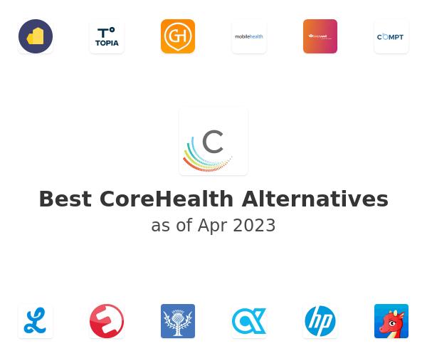 Best CoreHealth Alternatives