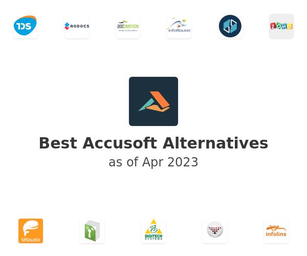 Best Accusoft Alternatives