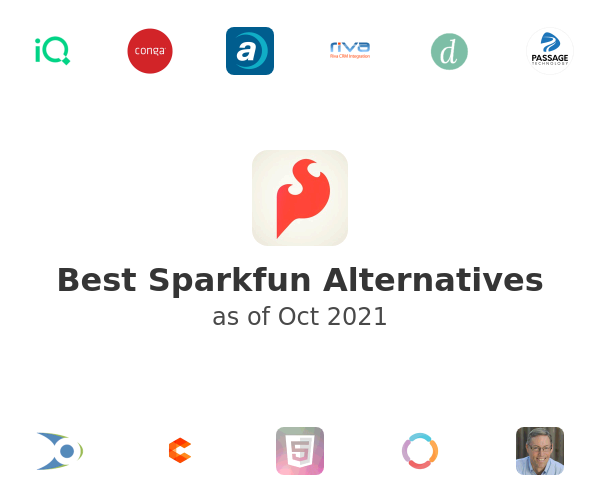 Best Sparkfun Alternatives