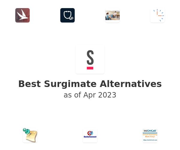 Best Surgimate Alternatives