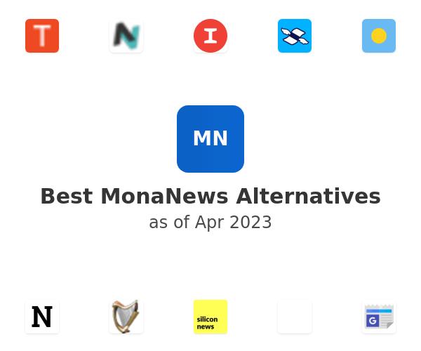 Best MonaNews Alternatives
