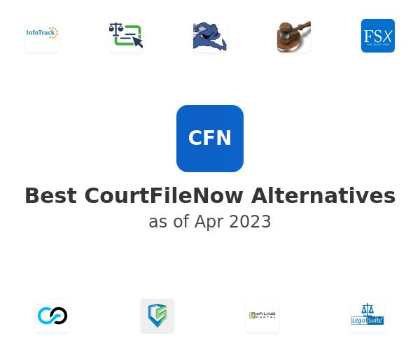 Best CourtFileNow Alternatives
